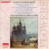 Flowers - Famous Russian Music / Mitropoulos, Cluytens