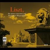 Liszt: Piano Concertos & Hungarian Rhapsodies