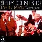 Sleepy John Estes/Live In Japan With Hammie Nixon [DMK835]