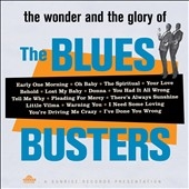 The Wonder and Glory of the Blues Busters CD