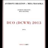 Anthony Braxton/Duo (DCWM) 2013[ROG0071]