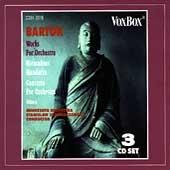 スタニスラフ・スクロヴァチェフスキ/Bartok: Concerto for Orchestra, Wooden Prince, Dance Suite[CD3X3015]