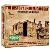 History of American Folk CD