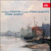 シュターミッツ四重奏団/J.B.Foerster: The Complete String Quartets [SU4050]