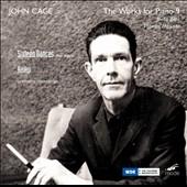 ヨヴィタ・ツェール/The Complete John Cage Edition Vol.49 - The Piano Works 9 ? First Recordings[MODE259]