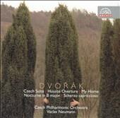 Dvorak Czech Suite: Hussite Overture; My Home; Nocturne In B major; Scherzo capriccioso