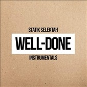 Well-Done (Clear Vinyl) LP