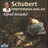Schubert: Impromptus D.899, D.935, Moments Musicaux Op.94 No.3-No.6 CD