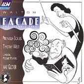 Walton: Facade / Glover, Scales, West, London Mozart Players
