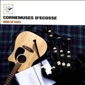 Bruno Thomas/Cornemuses d'Ecosse: Wind of Ages[SA141273]