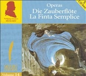 Mozart Edition Vol 14 - Die Zauberfloete, etc