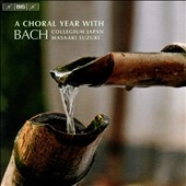 A Choral Year with J.S.Bach