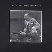 The Mengelberg Edition Vol 4 / Mengelberg, Boston Symphony
