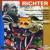 Ravel: Pavane pour une infante defunte; Jeux d'eau; Rachmaninov: 11 Preludes[ARPCD0248]