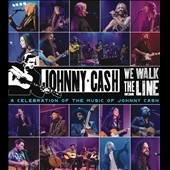 We Walk The Line : A Celebration of the Music of Johnny Cash [CD+DVD] CD