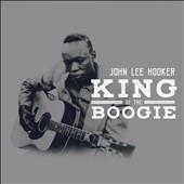 King Of The Boogie CD