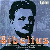 レイフ・セーゲルスタム/Sibelius: Lemminkaeinen Legends, Tapiola / Leif Segerstam[ODE852]