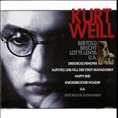 Bertolt Brecht/K.Weill: Aufstieg und Fall der Stadt Mahagonny, Happy End, etc[221310]