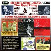 Four Classic Albums Plus (Happy Jazz/New Orleans Jazz/Bixieland/Dixiecats)[AMSC988]
