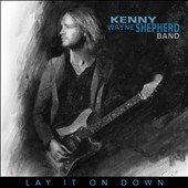 Lay It On Down CD