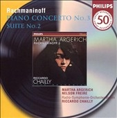 マルタ・アルゲリッチ/Philips 50 - Rachmaninov: Piano Concerto no 3 etc / Argerich et al[4647322]