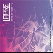Lapre/Auferstehung・Elektronische Musik Aus Berlin 1983/1984[BB302CD]
