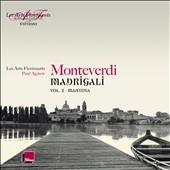 ポール・アグニュー/Monteverdi: Madrigali Vol.2 - Mantova - Excerpts from Books 4, 5 and 6[AF003]