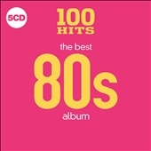 100 Hits: The Best 80S Album CD