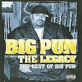 Big Pun (Big Punisher)/The Legacy : The Best Of Big Pun [88697557722]