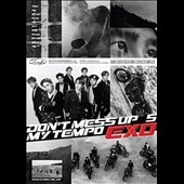 Don't Mess Up My Tempo: EXO Vol.5 (ランダムバージョン) CD