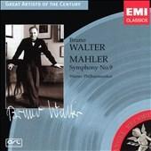 ウィーン・フィルハーモニー管弦楽団/Mahler: Symphony no 9 / Bruno Walter, VPO[CDM5629652]