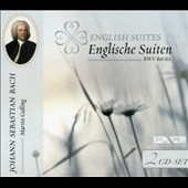 マーチン・ガーリング/J.S.Bach: English Suites BWV.806-BWV.811 / Martin Galling[223547]