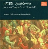 Haydn: Symphonies Nos 93, 94 and 103