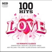 100 Hits: Love CD