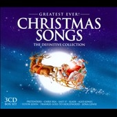 Greatest Ever! Christmas Songs CD