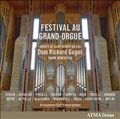 リシャール・グニエ/Festival au Grand-Orgue - Arrangements et Transcriptions [ACD22704]