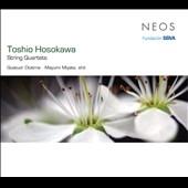 Toshio Hosokawa: String Quartets