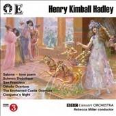 レベッカ・ミラー/Henry Kimball Hadley: Salome & San Francisco