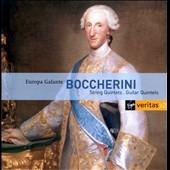 ファビオ・ビオンディ/Boccherini: String Quintets, Guitar Quintets, etc[VBSW0963392]