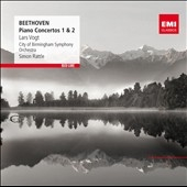 ラルス・フォークト/Beethoven: Piano Concertos No.1, No.2[CDZW6023042]