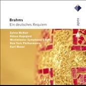 クルト・マズア/Brahms: Ein Deutsches Requiem Op.45 [2564659414]