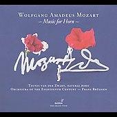 トゥーニス・ファン・デァ・ズヴァールト/Mozart: Music for Horn - Horn Concerto No.3 K.447, Mitridate re di Ponto K.87