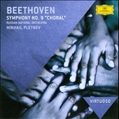 ミハイル・プレトニョフ/Beethoven: Symphony No.9