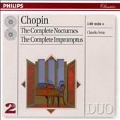 クラウディオ・アラウ/Chopin: Nocturnes &Impromptus.[4563362]