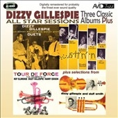 Dizzy Gillespie/All Star Sessions - Three Classic Albums Plus[AMSC980]
