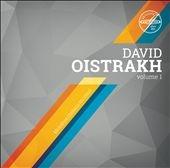 David Oistrakh Vol.1 - Brahms LP