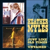 Just Like Old Times / Untamed CD