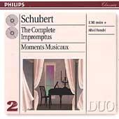 アルフレート・ブレンデル/Schubert: The Complete Impromptus, etc / Alfred Brendel[4560612]