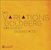ジャン・ジェフロワ/J.S.Bach: Variations Goldberg[DSK4147]