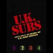 U.K. Subs/1977-2017: 40 Years of U.K. Subs Singles  [EDSL0051]